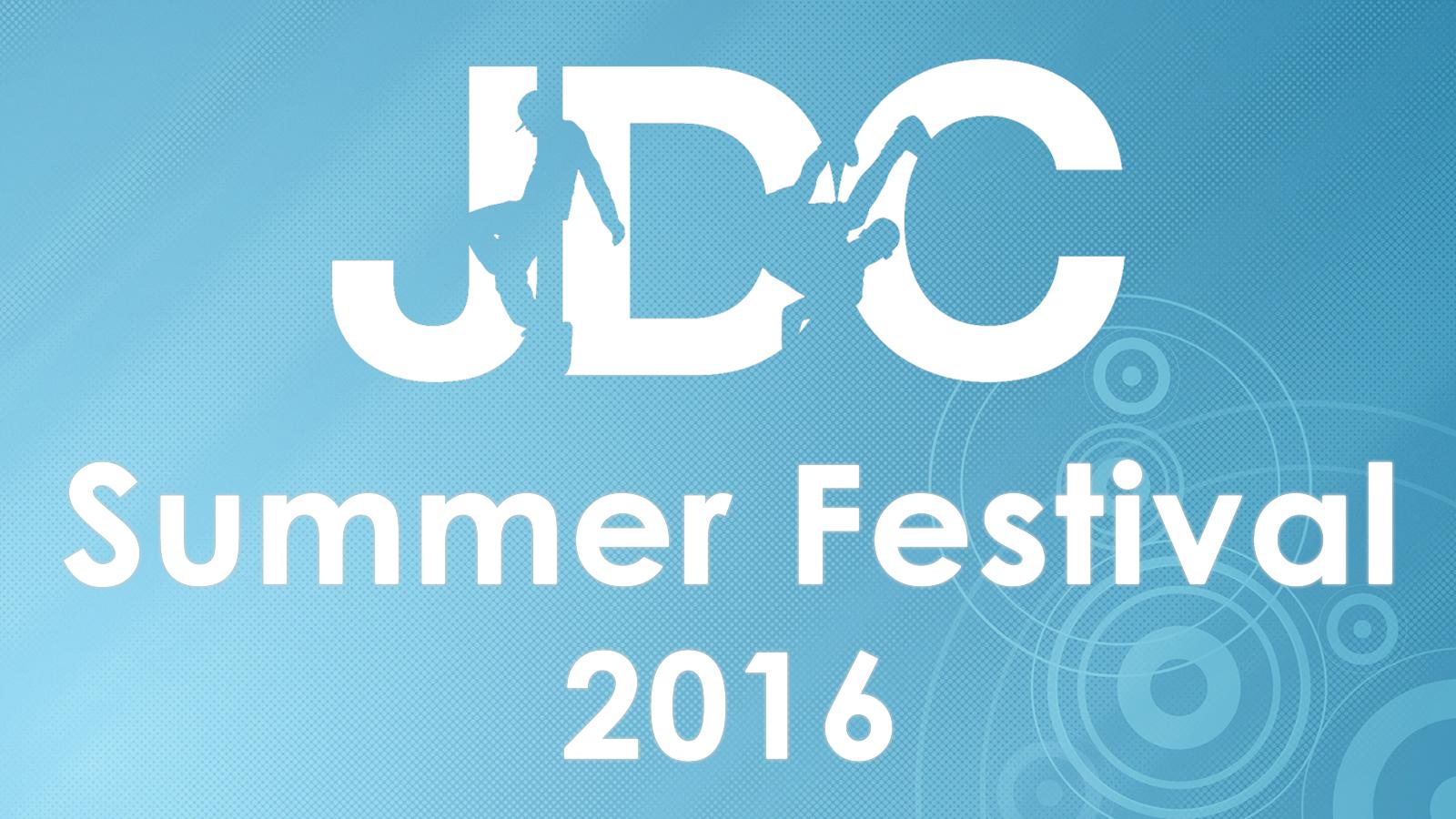 JDC Summer Festival 2016