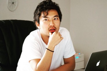 次世代の注目プロデューサー「愛甲準」インタビュー記事が掲載