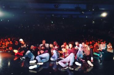 TOKYO FOOTWORKZ初の単独LIVE!約400人の超満員!!