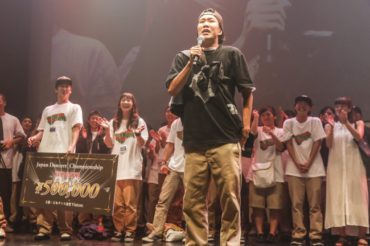 今年の大学ダンスサークル日本一は、明治学院大学「BreakJam」に決定!